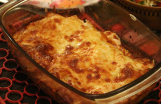 Awesome lasagne