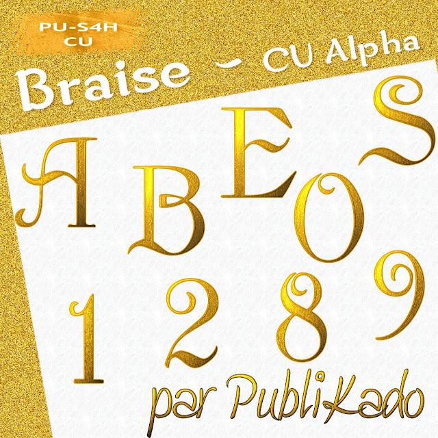 Braise - Alpha CU