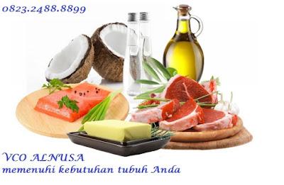 manfaat VCO untuk Diet Ketogenik