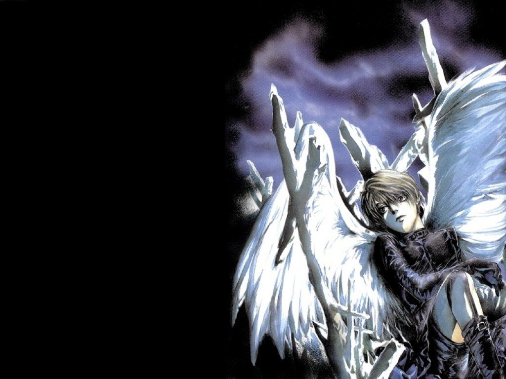Anime dark angel background wallpapers angel background - Dark angel anime wallpaper ...