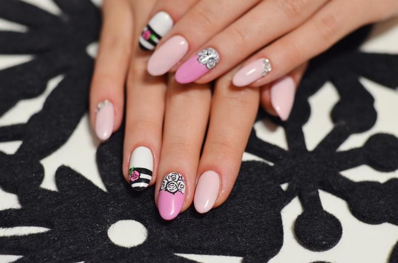 ATELIER PAZNOKCIE MARZEŃ : przedłużanie + manicure