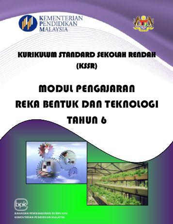 MODUL RBT TAHUN 4, 5 DAN 6 - TeacherNet2U