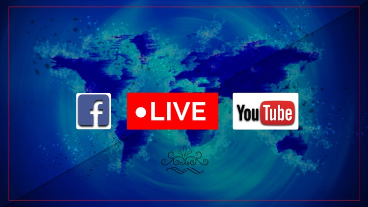 Live Stream Masterclass- Facebook Live & YouTube Live 2017 - Udemy Coupon