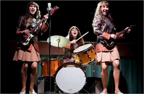 The Shaggs dorothy helen betty rachel wiggin indie pop rock punk nihiliste art sound groupe
