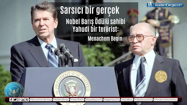 Mehmet Fahri Sertkaya, akademi dergi, nobel ödülü, abd, yahudi, terör örgütleri, israil terör devleti, mossad, israil nasıl kuruldu, enver sedat, mısır,
