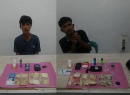 Paif Puspito Alias Pito (28) dan Muhammad Yusuf Riski Nasution (19) keduanya warga Desa Kampung Dalam Kec. Bilah Hulu Kab. Labuhanbatu, Sumatera Utara (Sumut) terpaksa mengisi hari-harinya dibalik terali besi penjara. Pasalnya, petani dan salah satu mahasiswa UNIVA Labuhanbatu ini ditangkap Intel Kodim 0209/Labuhanbatu, Selasa kemarin (28/03/2017).