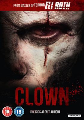 فيلم الرعب the Clown