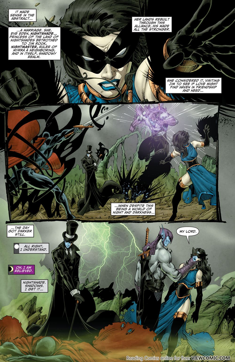 Justice League of America v2 054 (2011)   Viewcomic reading