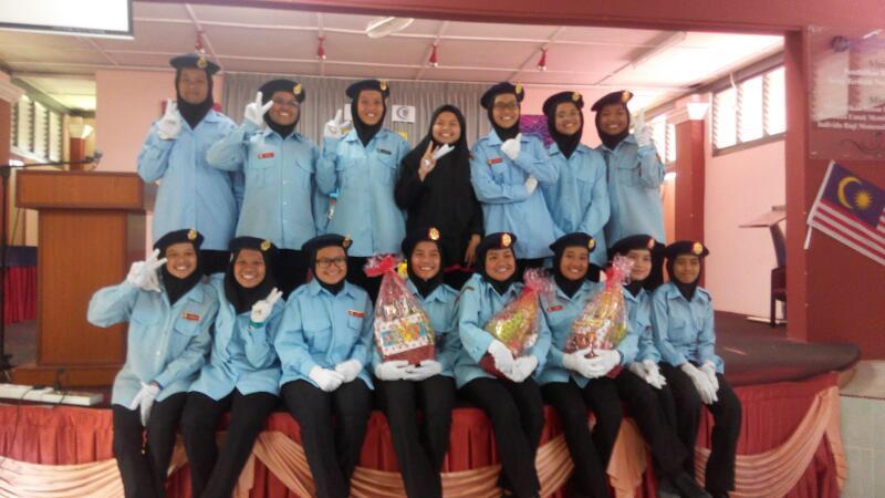 Sekolah Menengah Sains Rembau Perkhemahan Kadet Bomba Daerah Rembau