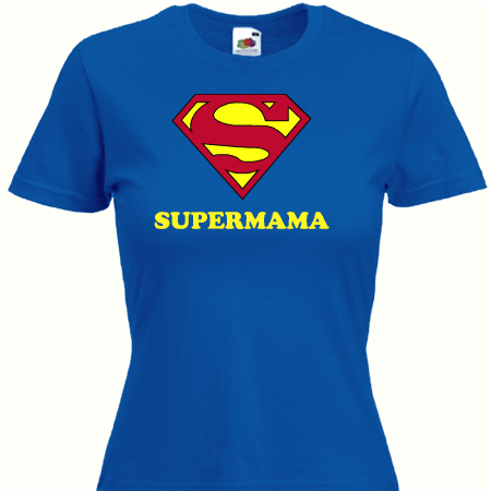 Koszulka Supermama