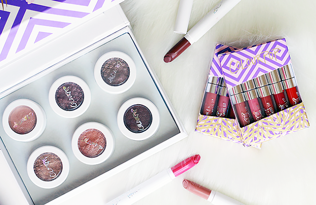 ColourPop Collections Review & Swatches