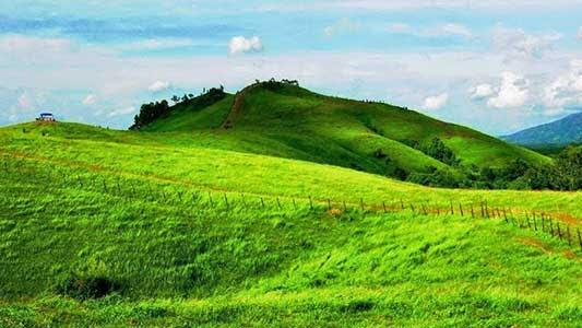gunung rumput sambas