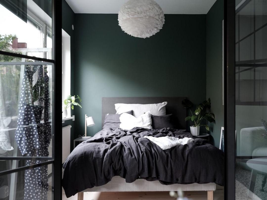 Découvrir Lendroit Du Décor La Petite Chambre Verte