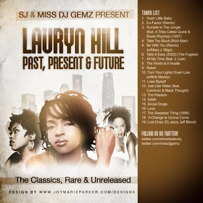 Culture Mixtape Lauryn Hill Past Present Future