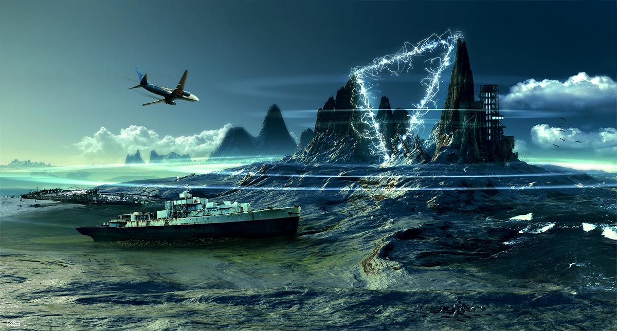 Kejadian Aneh dan Misterius di Laut Menyeramkan