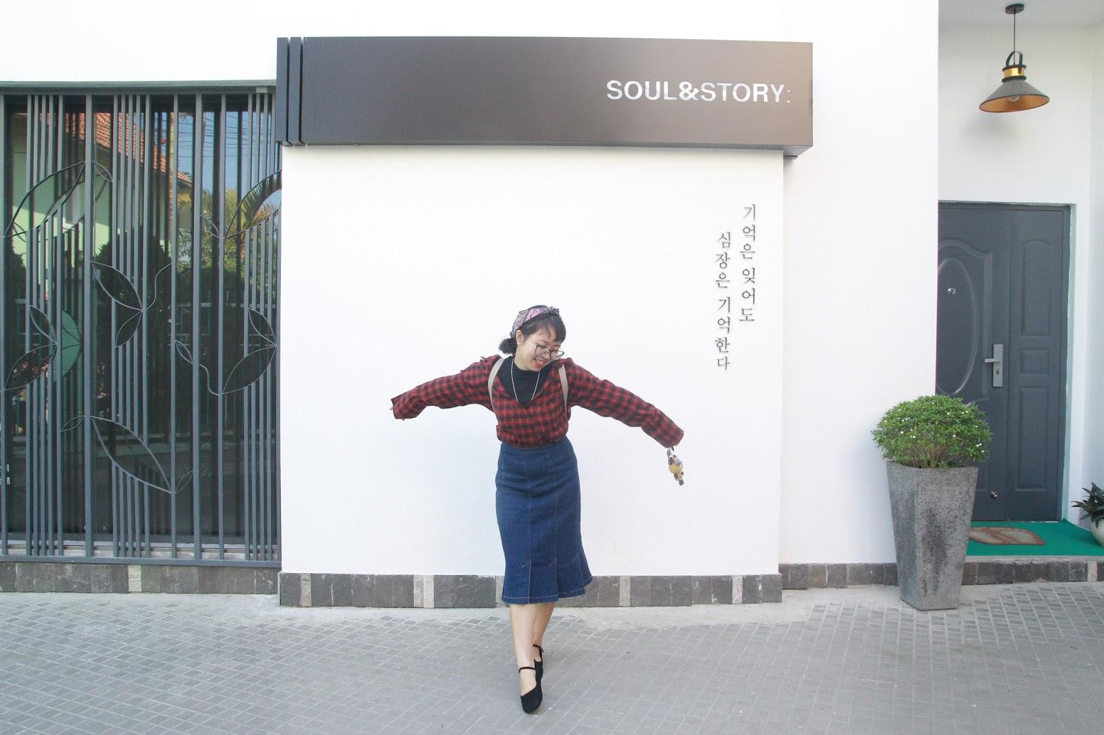 Kết quả hình ảnh cho Bức tường Soul & Story đà lạt