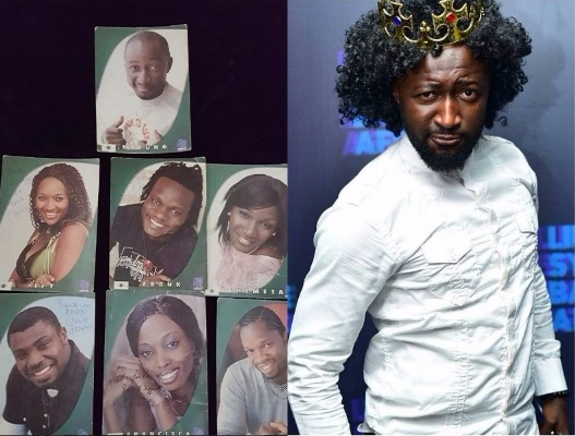 Photos of last 7 housemates from 1st edition of #BBNaija in 2006