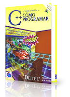 C++. Cómo Programar – Deitel Deitel (Sexta Edición)