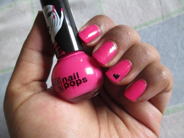 Elle 18 Nail Pops Nail Color Shade 68 Review Photos Notd