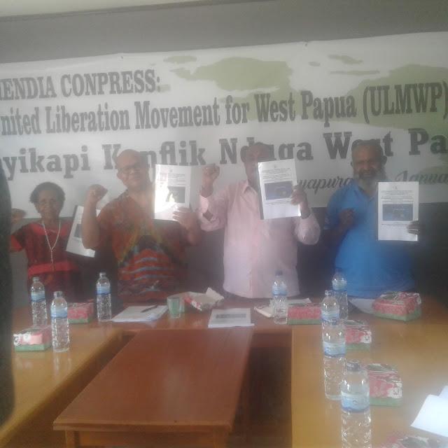 """ULMWP Kepada RI Terkait Kasus Nduga: """"Akui Saja Daripada Dipermalukan Terus"""""""