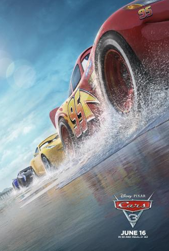 ATLANTA: Win 4 Advance Screening Passes to See CARS 3  via  www.productreviewmom.com