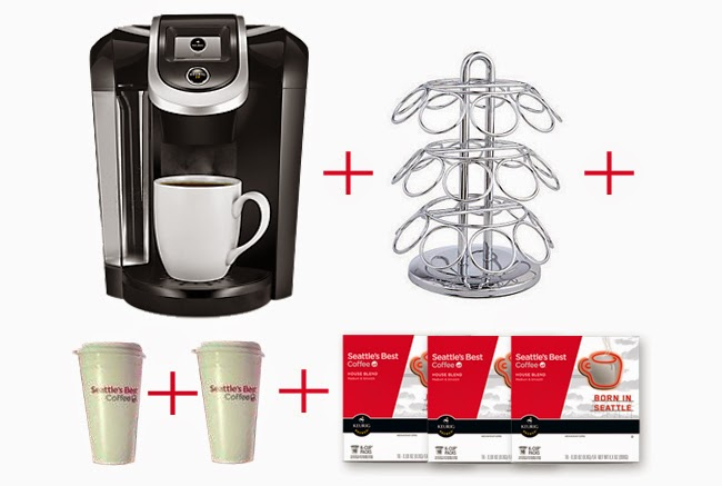 National Coffee Day Mega Giveaway | Win a Keurig 2.0, Seattle's Best Coffee, and MORE!