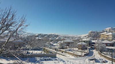 karacalar köyü