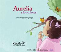 Imagen del Libro de cuentos Aurelia y los colores