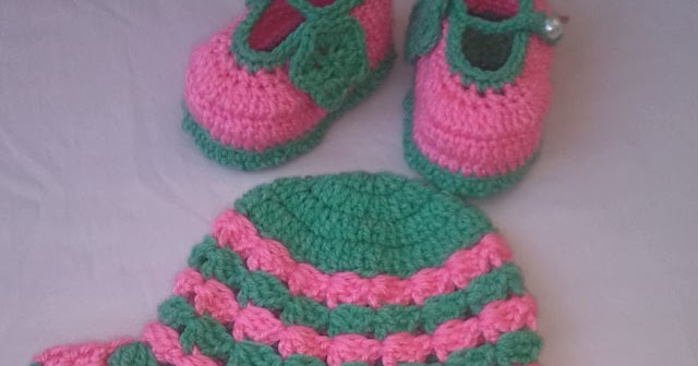 Crochet Shoes In Urdu