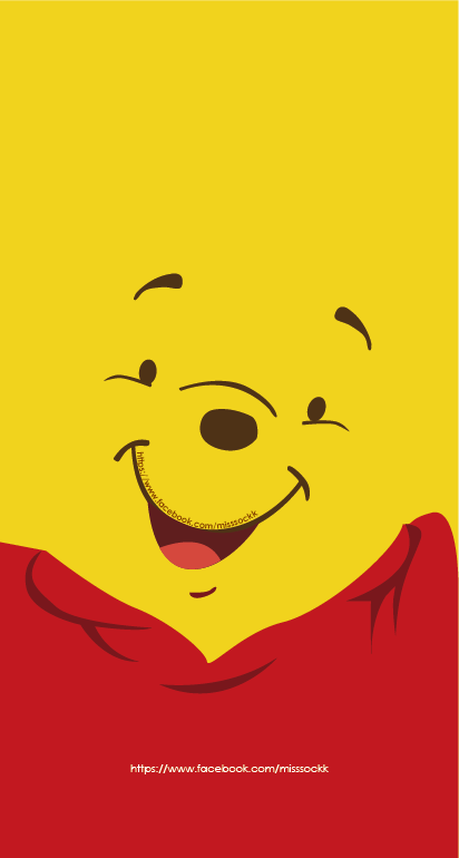 Pooh Bear Iphone Wallpaper Iphone迪士尼手機桌布 Iphone 愛淘生活