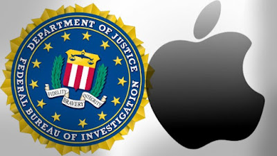The US Department of Justice responds to Apple