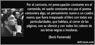 Bagatela Borís Pasternak