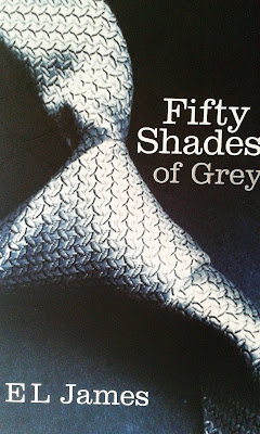 front cover of Fifty Shades Of Grey paperback book