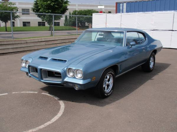 1972 Pontiac Lemans GT for Sale