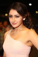 Sayesha Spicy Half Shoulder Cream Gown at Zee Telugu Apsara Awards 2017 09.JPG