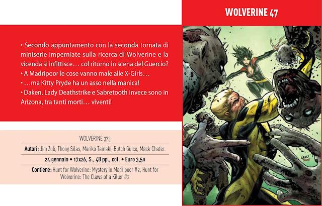 Wolverine #47