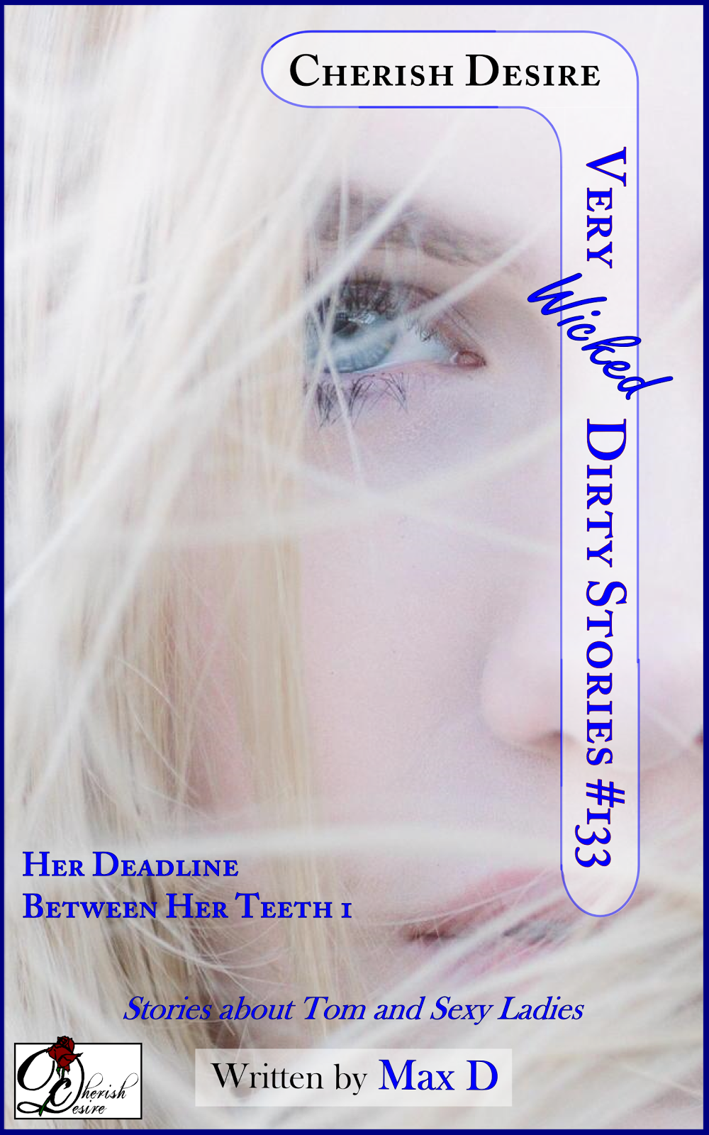 Cherish Desire: Very Wicked Dirty Stories #133, Max D, erotica