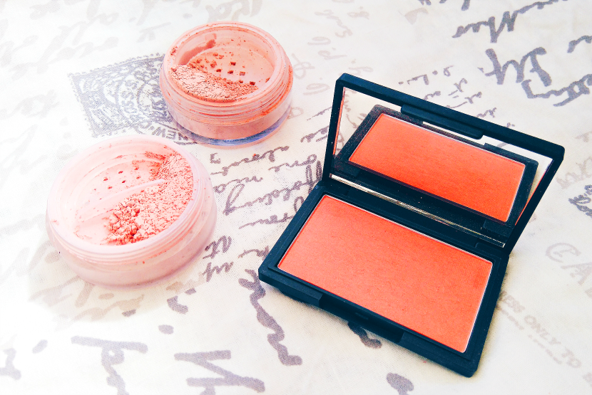 Pretty blushes for spring
