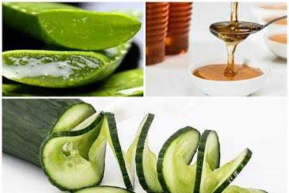 Vitamin untuk Kulit Kering dari Bahan - Bahan Alami