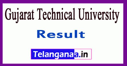 Gujarat Technical University Sem Result