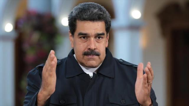 """Maduro, listo a dialogar sobre """"paz"""" con la oposición venezolana"""