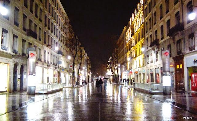 Rue de la République, Lyon