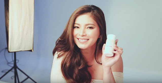 The Secret Behind Angel Locsin's Fair & Young-Looking Skin Is Revealed!