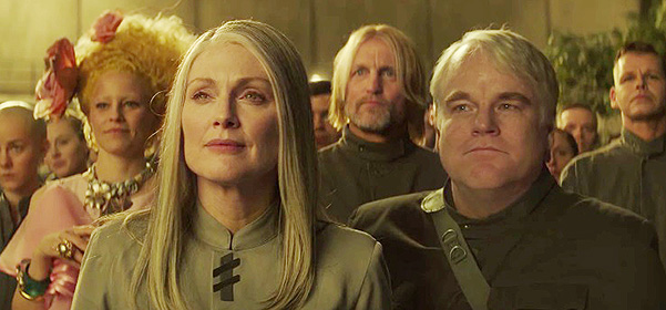 Mockingjay - Part 2 trailer reveals