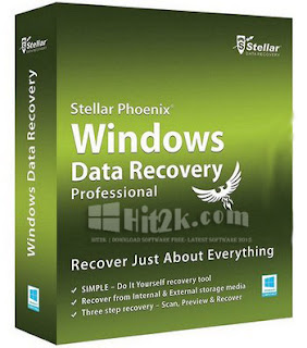 Stellar Phoenix Windows Data Recovery Professional 7.0.0.2 Crack Download