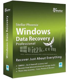 Stellar Phoenix Windows Data Recovery Professional 7.0.0.2 Crack Download