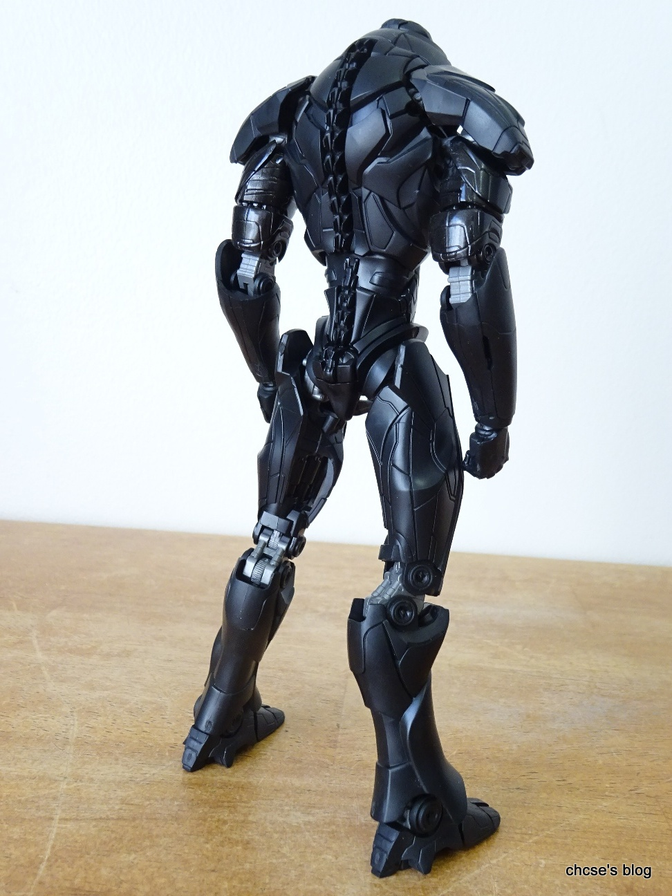 ChCse's blog: Toy Review: Robot Damashii Obsidian Fury