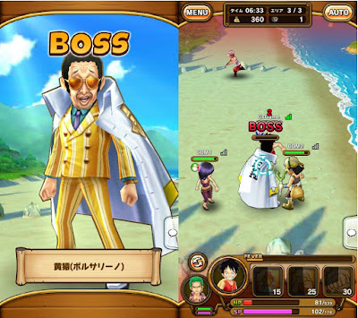 Download One Piece Thousand Storm Mod Apk Terbaru