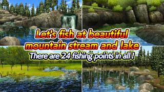 Fly Fishing 3D II Mod