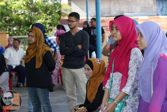 Projek Iqra Shopping Raya 2014 Sungai Dua, Pulau Pinang